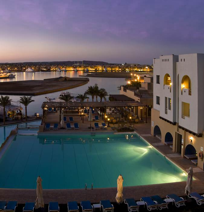 A 4-star Nubian style hotel featuring a PADI 5-star diving school, making the place a true paradise for divers and travellers in search of unique sea adventures.
