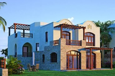 Wadi Ghalib Residential Project - Red Sea - Egypt